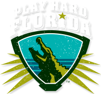 Play Hard Florida Logo