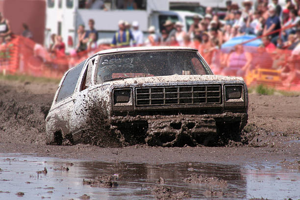Mud Bogging in Florida