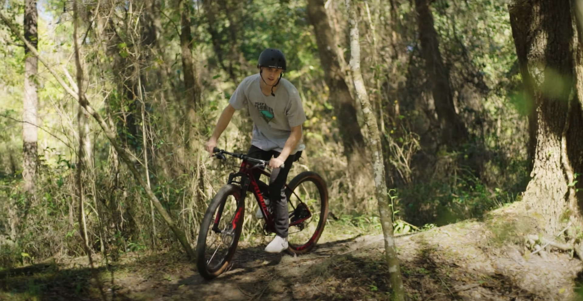 Mountain Biking in Florida